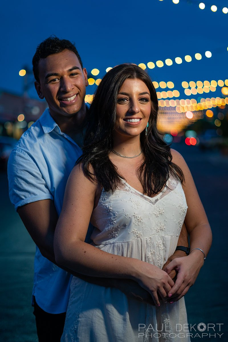 engagement-photography-old-town-scottsdale-night