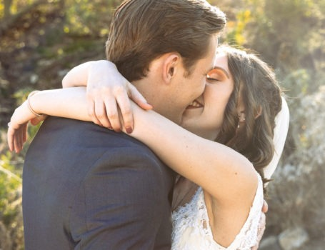 Wedding_Photography_First_Look_Kiss